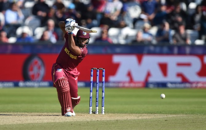 Nicholas Pooran 118 Sri Lanka West Indies World Cup 39th Match Durham cricket