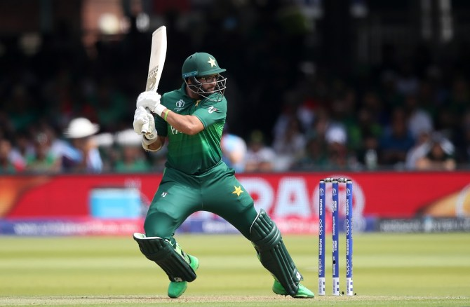 Imam-ul-Haq 100 Pakistan Bangladesh World Cup 43rd Match Lord's cricket