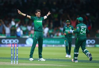 Shaheen Shah Afridi determined to become as good as Wasim Akram and Waqar Younis Pakistan cricket