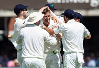 Tim Murtagh five wickets England Ireland Only Test Day 1 Lord's cricket