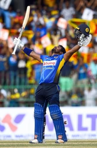 Kusal Perera 111 Sri Lanka Bangladesh 1st ODI Colombo cricket