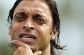 Shoaib Akhtar asked why Abdullah Shafique was so scared saying he was facing Tim Southee not Saudi Arabia