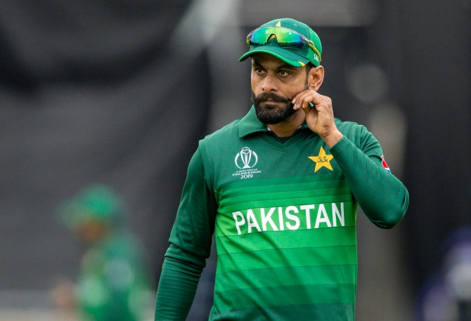 "Mohammad Hafeez said he has ""no regrets"" about his career Pakistan cricket"