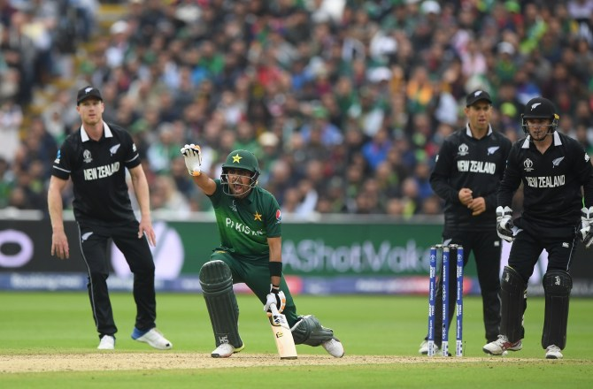 Babar Azam doesn't get angry with his teammates during matches Pakistan cricket