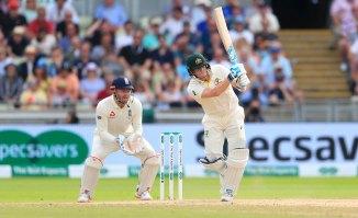 Steve Smith 46 not out England Australia 1st Ashes Test Day 3 Edgbaston cricket