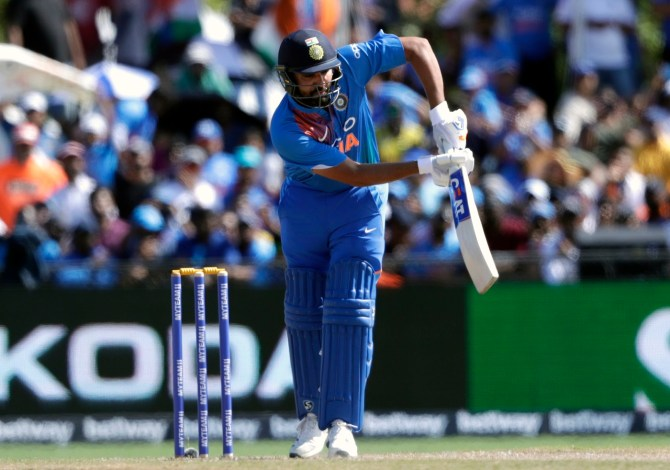 Rohit Sharma 67 West Indies India 2nd T20 Lauderhill cricket