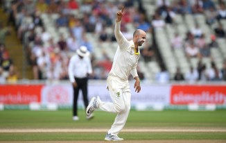 Nathan Lyon six wickets England Australia 1st Ashes Test Day 5 Edgbaston cricket