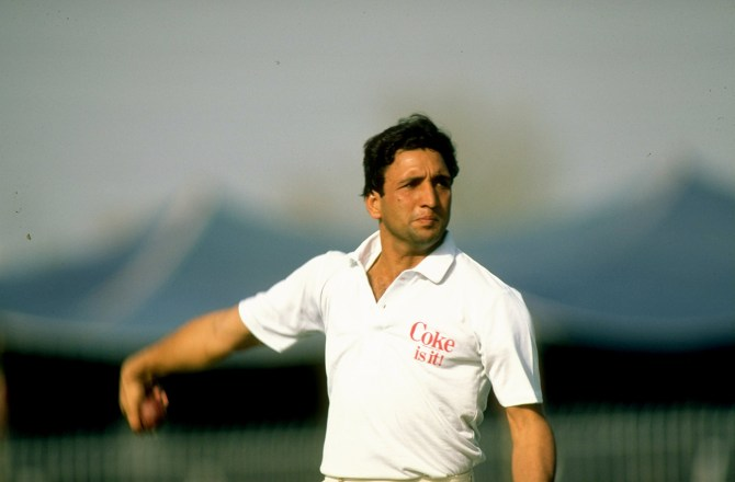 Numerous Pakistan players and legends of the game paid tribute to Abdul Qadir Pakistan cricket