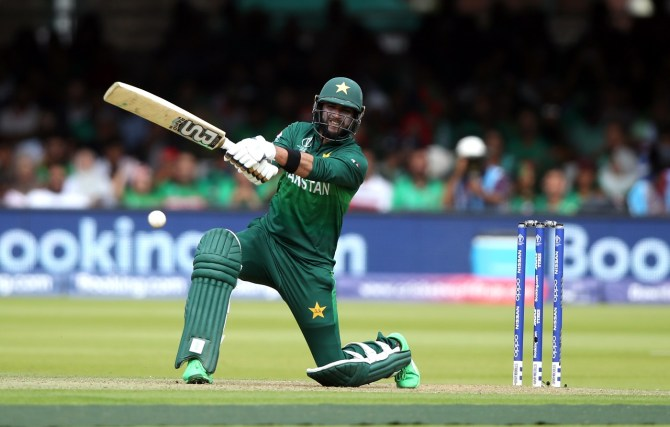 Pakistan spin-bowling all-rounder Imad Wasim admitted he is hungry to score runs for Pakistan but is not being given enough opportunities