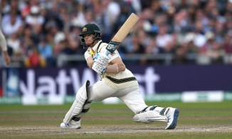 Steve Smith 82 England Australia 4th Ashes Test Day 4 Manchester cricket