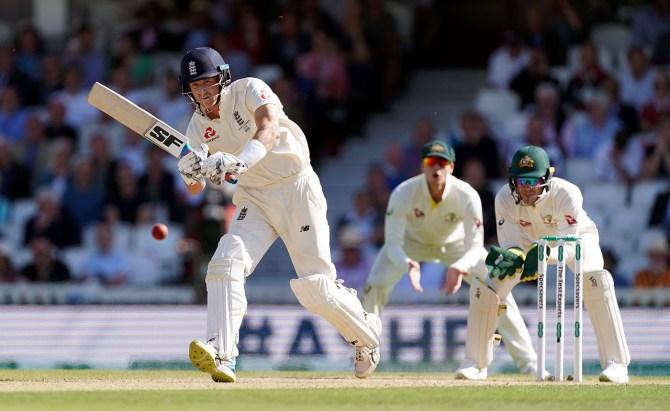 Joe Denly 94 England Australia 5th Ashes Test Day 3 The Oval cricket
