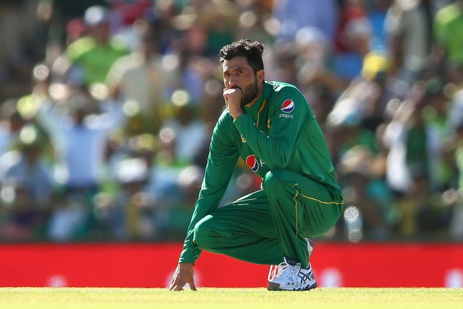 Junaid Khan said Shaheen Shah Afridi is scared of losing his place to a youngster