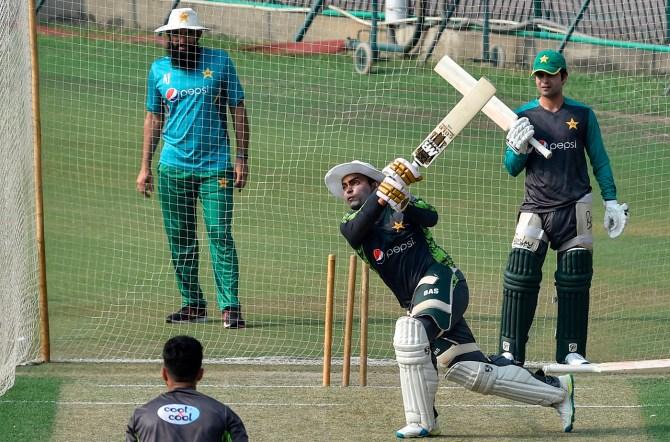 Misbah-ul-Haq doesn't regret picking Ahmed Shehzad and Umar Akmal for the Twenty20 series against Sri Lanka Pakistan cricket