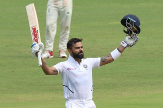 Virat Kohli 254 not out India South Africa 2nd Test Day 2 Pune cricket