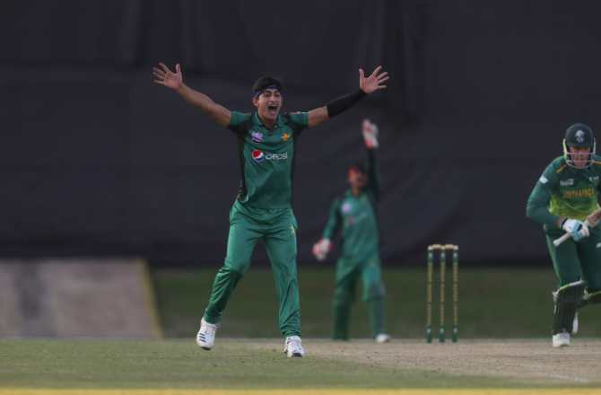 """Naseem Shah reveals that he gets """"inspired and encouraged"""" when watching videos of Wasim Akram, Waqar Younis and Shoaib Akhtar Pakistan cricket"""