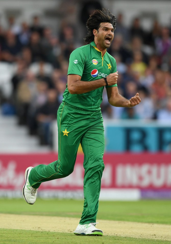 Mohammad Irfan believes he ended Gautam Gambhir's limited overs career Pakistan India cricket
