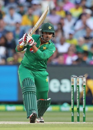Pakistan power-hitter Sharjeel Khan said he is coming back for his spot in the national team