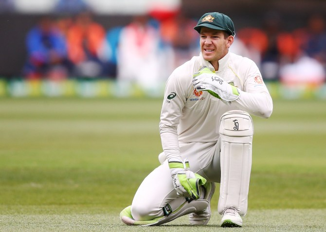 Tim Paine hilariously sledged Mohammad Rizwan saying he smells very nice Pakistan Australia cricket