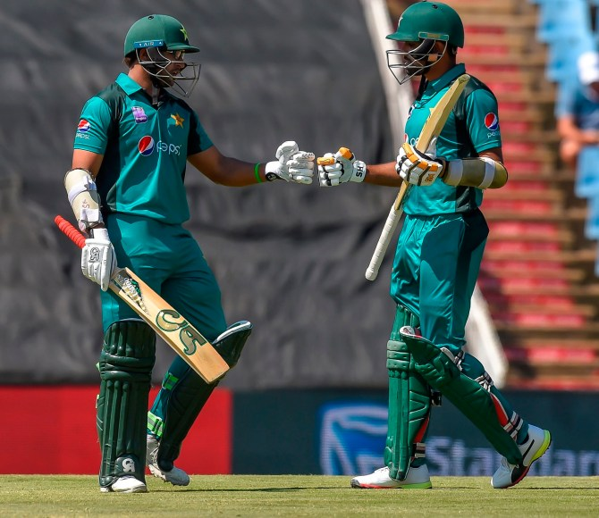 Imam-ul-Haq believes Babar Azam's performances are showing everyone why he's number one Pakistan cricket