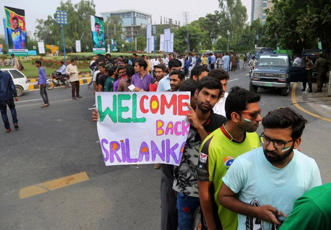 Pakistan will be hosting a Test series on home soil for the first time since March 2009 after Sri Lanka confirmed they will travel to the country for two Tests Pakistan cricket
