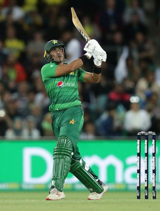 Iftikhar Ahmed said he wants to be in Pakistan's T20 World Cup team