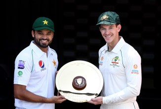 Azhar Ali insists Pakistan are ready for the challenge in their Test series against Australia cricket