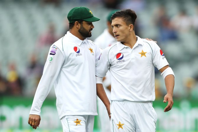 Wasim Akram advised Muhammad Musa to focus on his lengths in his Test debut Pakistan cricket