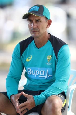 Justin Langer described Babar Azam as a gun player Australia Pakistan cricket