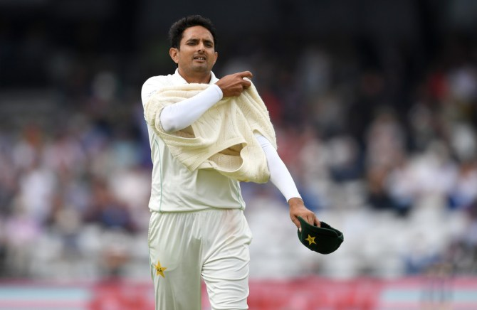 Pakistan quick Mohammad Abbas said there was no disagreement between him and Mohammad Rizwan