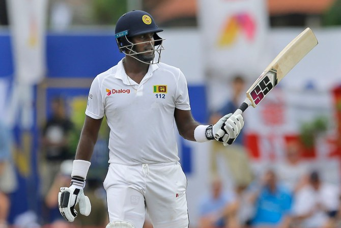 Angelo Mathews thanks Pakistan for the hospitality and security given to the Sri Lanka team during the Test series cricket
