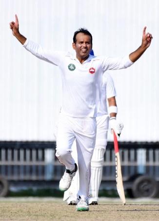 Nauman Ali believes he is ready to play international cricket Pakistan cricket Quaid-e-Azam Trophy