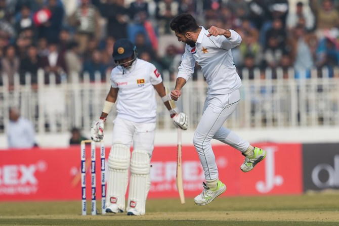 Naseem Shah reveals which three Pakistan bowlers impressed him on the first day of the first Test against Sri Lanka in Rawalpindi