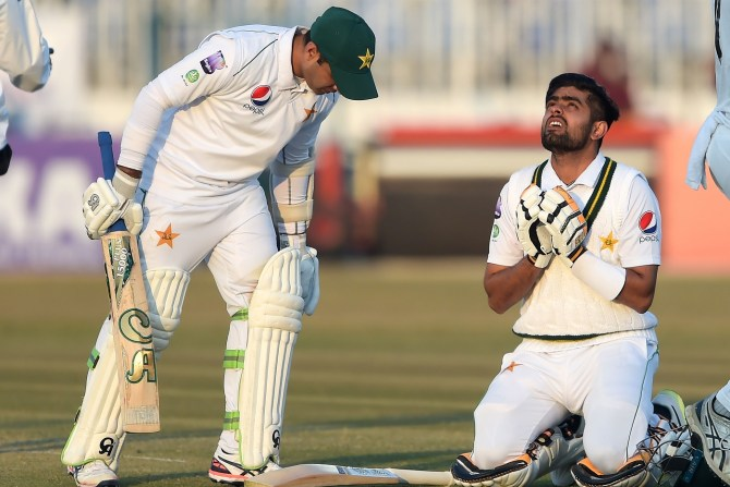Babar Azam shows his passion and emotion when talking about playing cricket in Pakistan