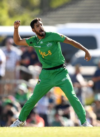 Glenn Maxwell called Haris Rauf an entertainment machine Australia Pakistan Melbourne Stars Big Bash League BBL cricket