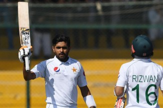 Babar Azam was left speechless by Pakistan's first Test series win on home soil in 10 years cricket