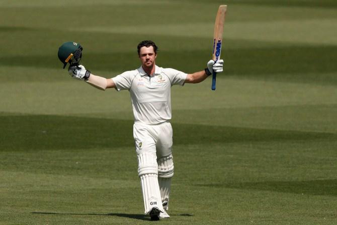 Travis Head 114 Australia New Zealand 2nd Test Day 2 Melbourne cricket