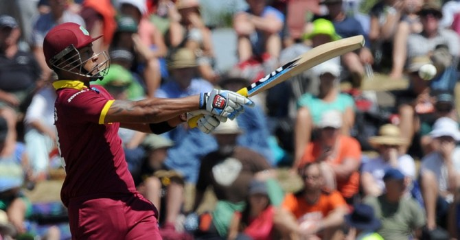 Lendl Simmons 91 not out West Indies Ireland 3rd T20 St Kitts cricket