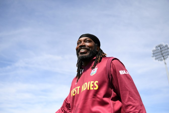 Chris Gayle believes Pakistan is one of the safest places in the world right now West Indies cricket