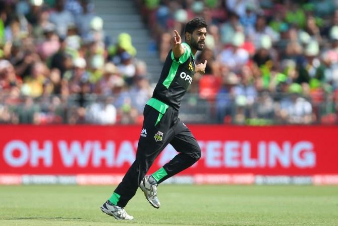 Haris Rauf revealed that Waqar Younis advised him to keep working hard Pakistan cricket