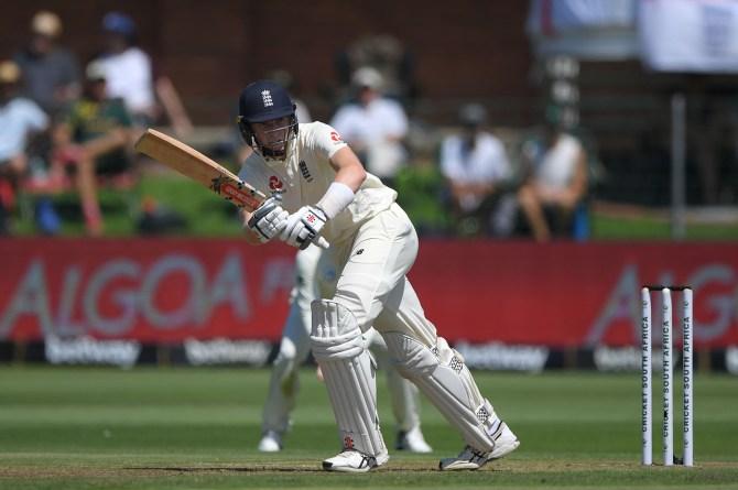Zak Crawley 44 runs South Africa England 3rd Test Day 1 Port Elizabeth cricket