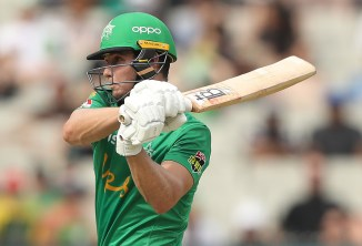 Hilton Cartwright 58 not out Melbourne Stars Perth Scorchers Big Bash League BBL 41st Match cricket