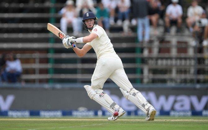 Zak Crawley 66 South Africa England 4th Test Day 1 Johannesburg cricket