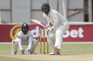 Brendan Taylor 67 Zimbabwe Sri Lanka 2nd Test Day 4 Harare cricket
