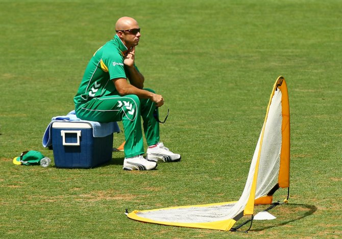 Herschelle Gibbs said stop expecting Babar Azam to score 50-plus runs every time