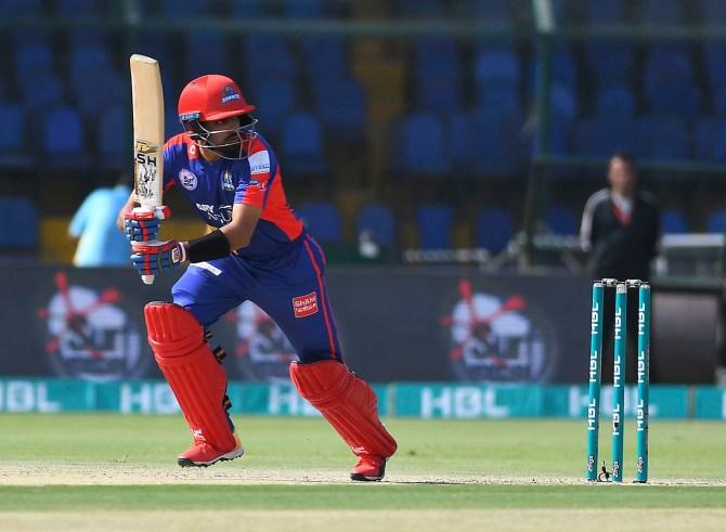 Babar Azam calls rumours of a rift between him and Imad Wasim fake news Karachi Kings Pakistan Super League PSL cricket