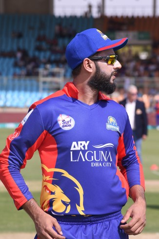 Imad Wasim extremely impressed with Sharjeel Khan Karachi Kings Pakistan Super League PSL cricket