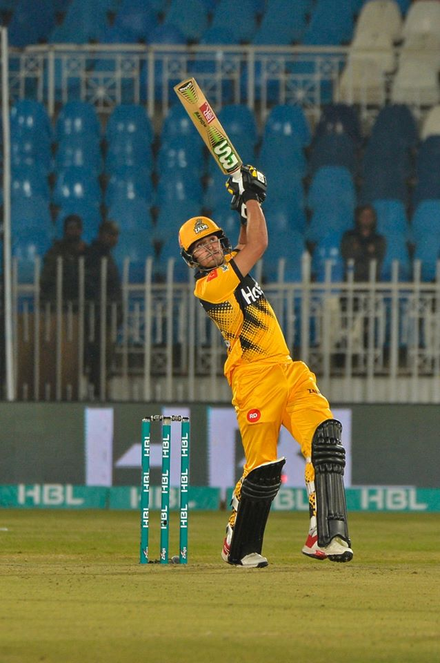 Haider Ali reveals which Pakistan player he fought with at the PSL