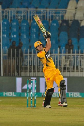 Haider Ali reacts after getting a central contract Pakistan cricket