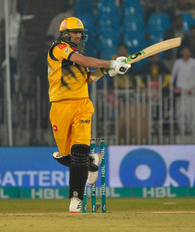 Pakistan all-rounder Shoaib Malik said he must excel as a finisher