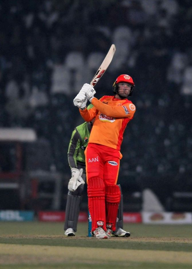 Colin Ingram praises the Pakistan fans saying they have been absolutely fantastic throughout the Pakistan Super League PSL Islamabad United cricket